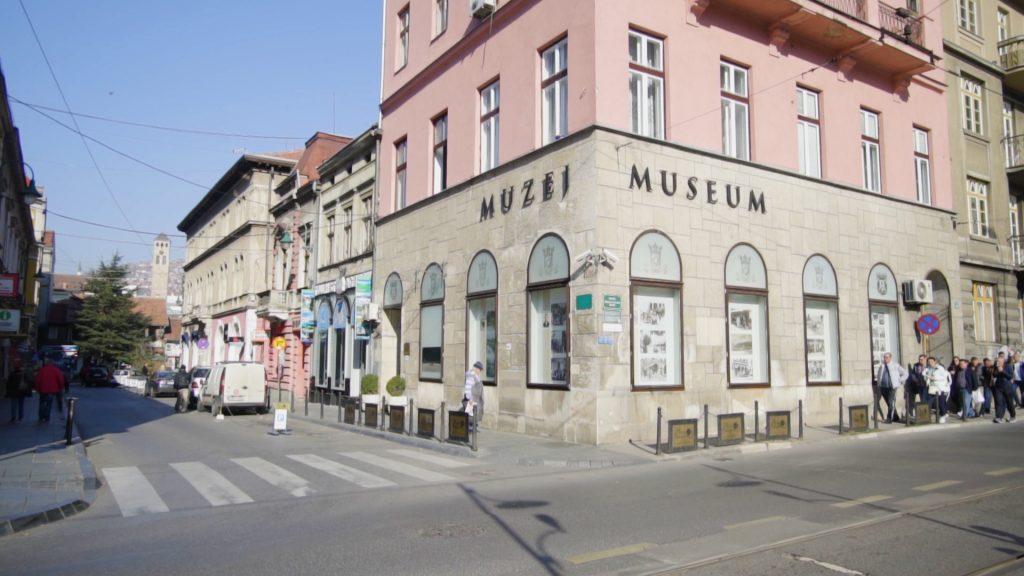 The Museum of Sarajevo