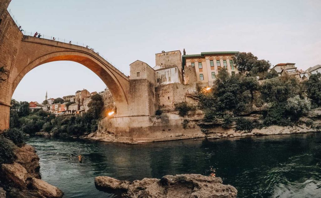 Mostar Stari Most - 7 to-do things in Sarajevo