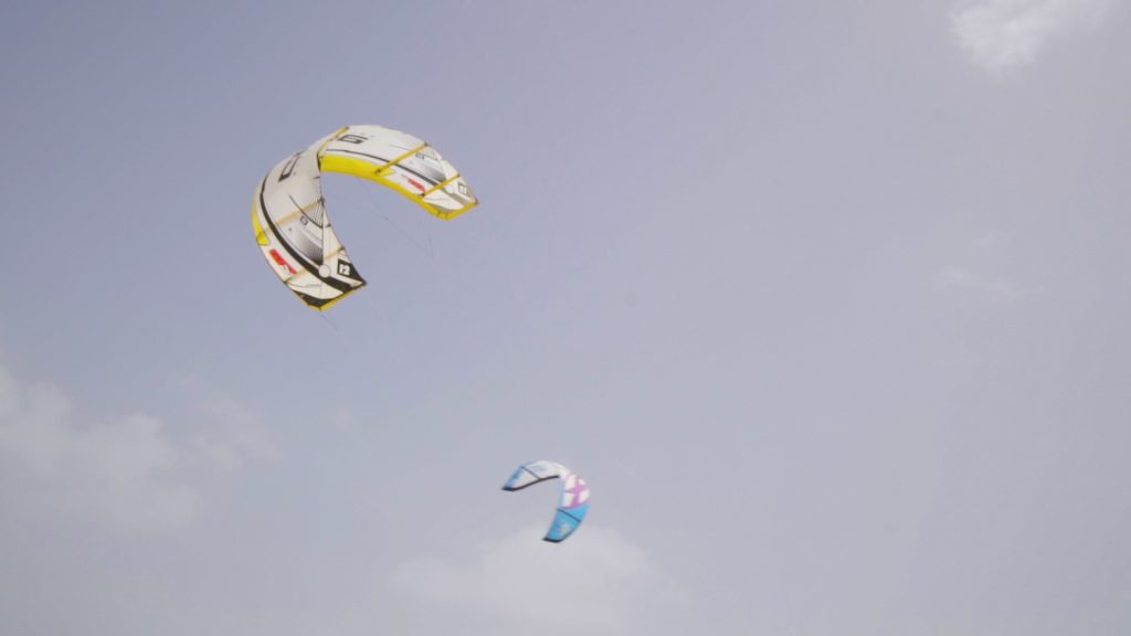 Go Kitesurfing as part of the top 5 things to do in Sal Cape Verde